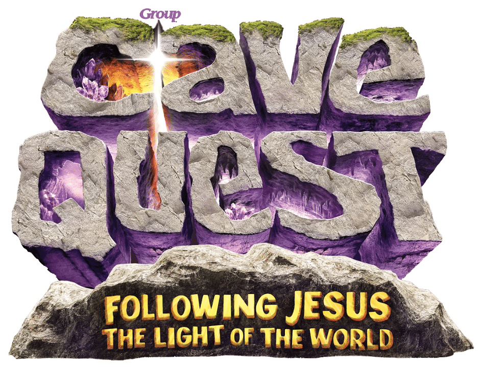 Cave Quest Following Jesus the Light of the World